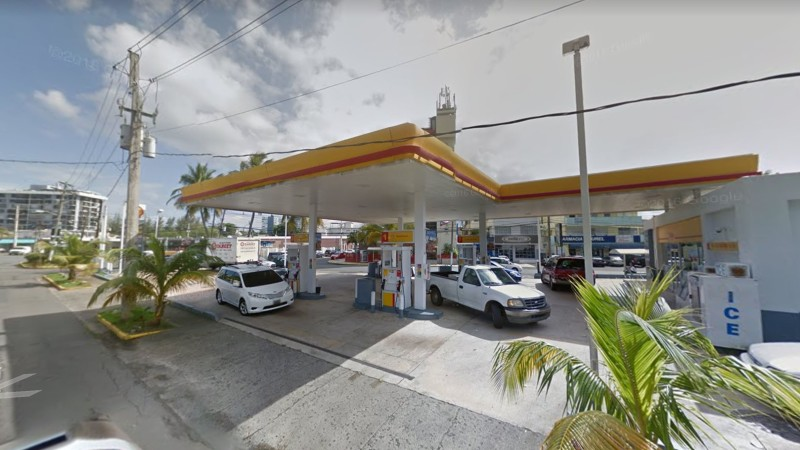 Shell Gas Station - Retail - Sale