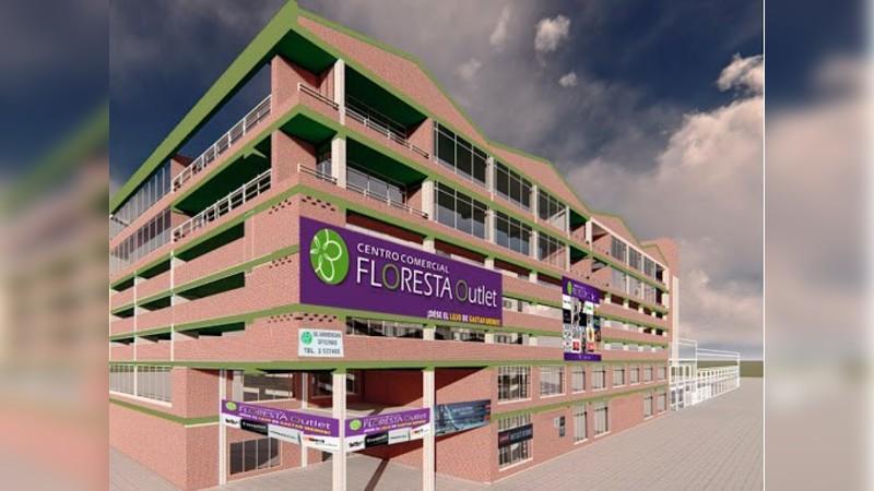 Centro Comercial Floresta Outlet - Office - Lease