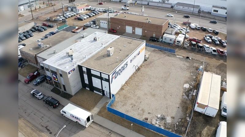 Forbes Mechanical Building - Judicial Sale - Industrial - Sale