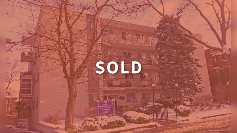 21 Balmoral Avenue South, 20 Suites in Hamilton, ON - Alternatives - Sale