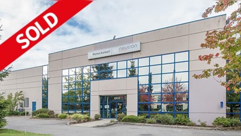 1503 Cliveden Avenue, Delta - Industrial - Sale