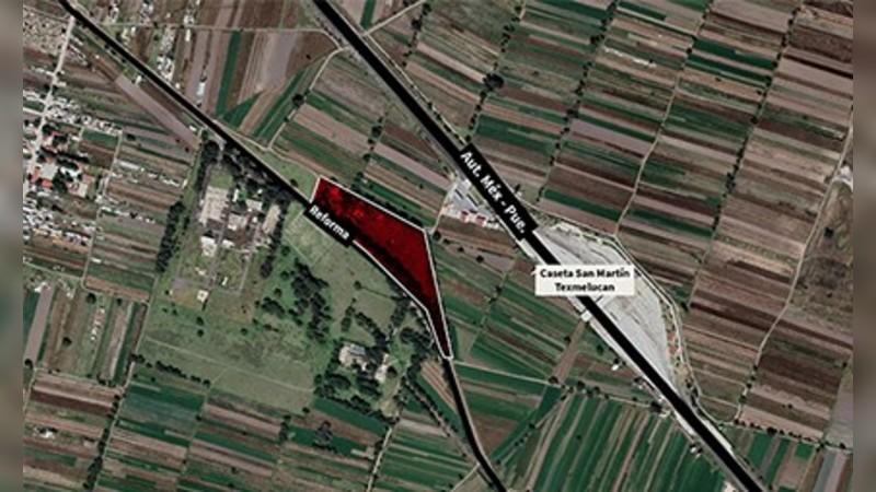Terreno San Martín Texmelucan - Terreno en venta en Puebla - Land - Sale
