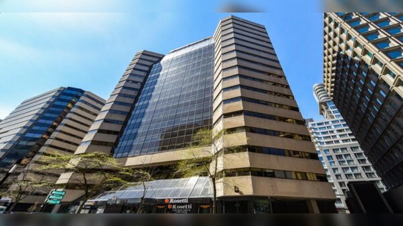 Espace de bureau disponible à sous-louer au Centre-ville   Office space available for sublease in Downtown: 425 de Maisonneuve O., Montréal - Office - Sublease