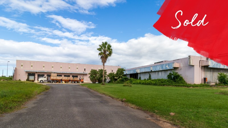 Manufacturing  / Warehouse Opportunity in Aguadilla - Industrial - Sale