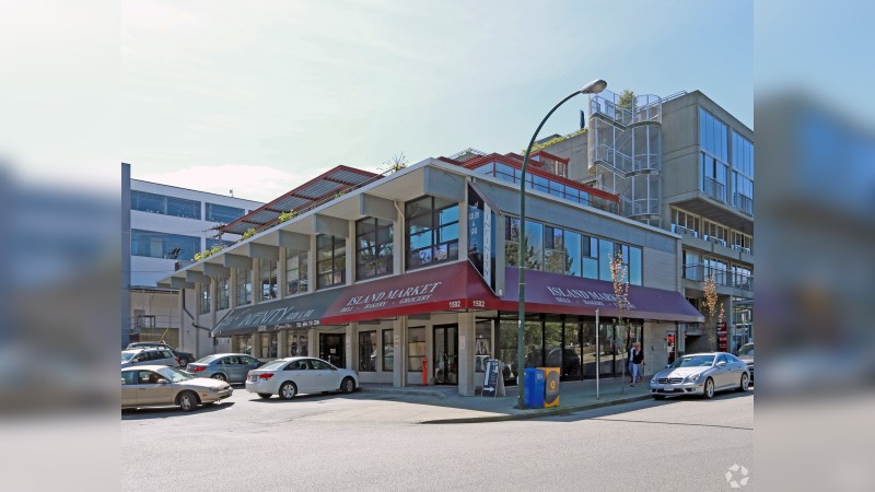 1508 W 2nd Avenue - Office - Lease