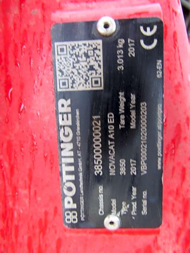 Pottinger mower