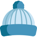 knitted accessories icon