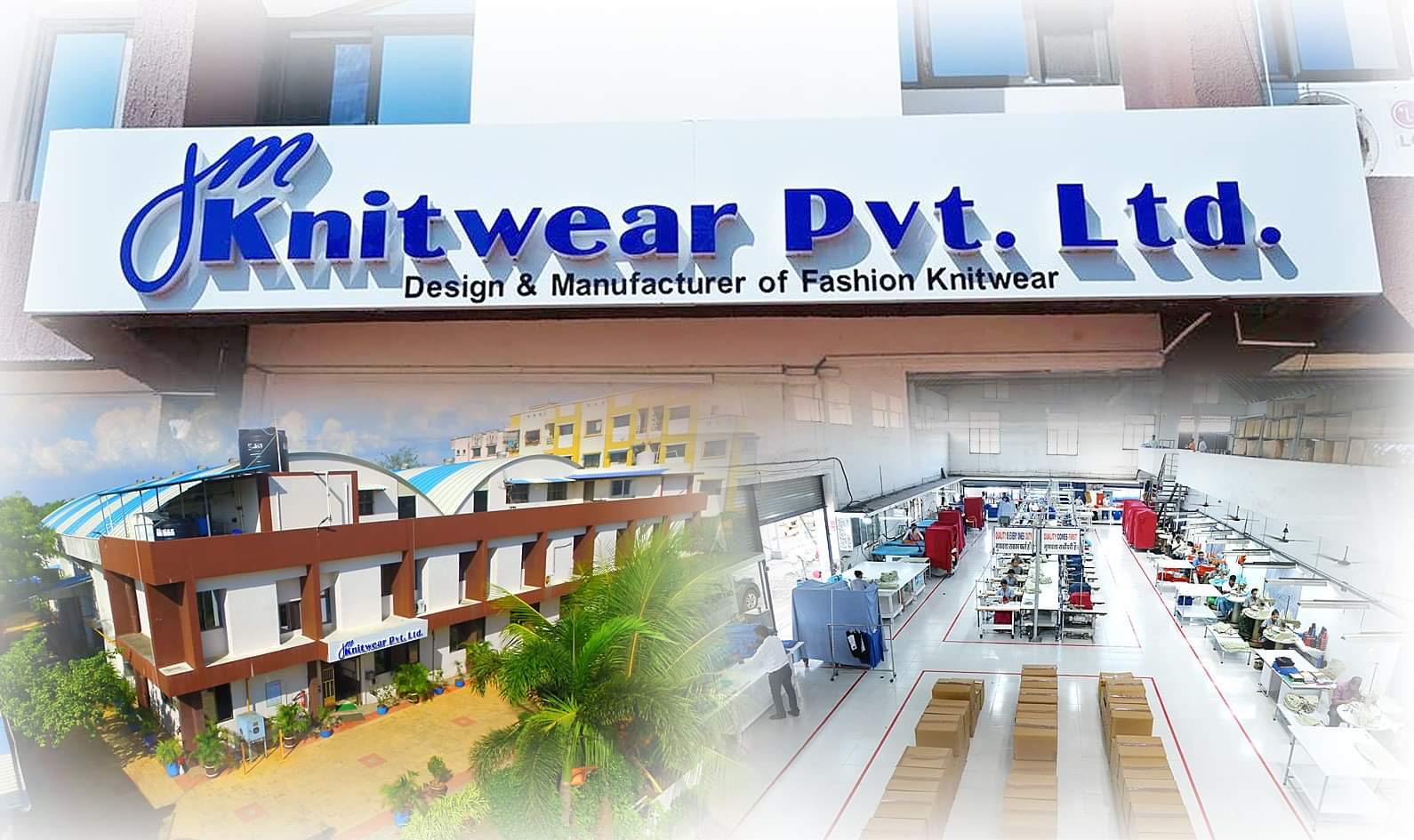 About sweater and knitwear manufacturer jmknitwear
