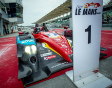 ASIAN LE MANS SERIES LMP2