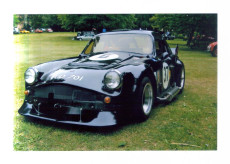 Historic 1963 Modsports Turner Sports Car VUD 701, Ex John (Turner) Miles 1964 Autosport Champion.