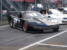Corvette Trans-Am `Winner! - Paul Gentilozzi. 1998.