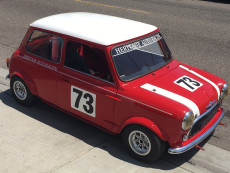 Mini Cooper Race Car - 1967