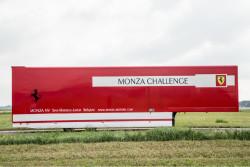 Ferrari racetrailer will fit 5 to 6 cars