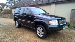 2003 (53) Jeep Grand Cherokee Limited 2.7CRD Auto - only 83,000 miles