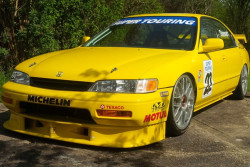 Honda Accord Supertouring Rolling Shell