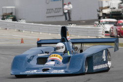 Can-Am Frissbee Chassis #02. Paul Newman/Danny Sullivan