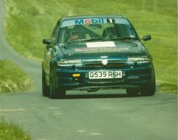 Championship Winning 1995 Vauxhall Astra GSi Mk3 Super Road Saloon