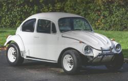 Classic RHD 1972 VW Beetle Baja 1660cc