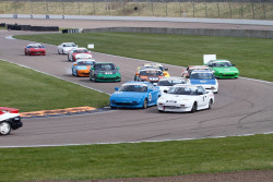 Arrive and drive racing in mr2 racing series