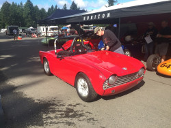 1963 Triumph TR4 - W/enclosed trailer FIRE SALE!