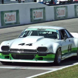 1981 Jaguar - Group 44 Bob Tullius chassis!