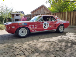1967 Mustang Trans Am with 289ci V8