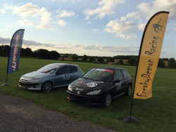 Peugeot 206 GTi Production Cup Cars For Sale