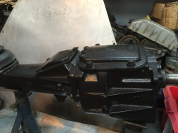 Ford 2000e gearbox