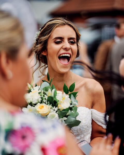 Award Winning Documentary Wedding Photographer Limerick Ireland Wedding // Mordon Village Hall // Dorset // UK // Isaac & Georgia //