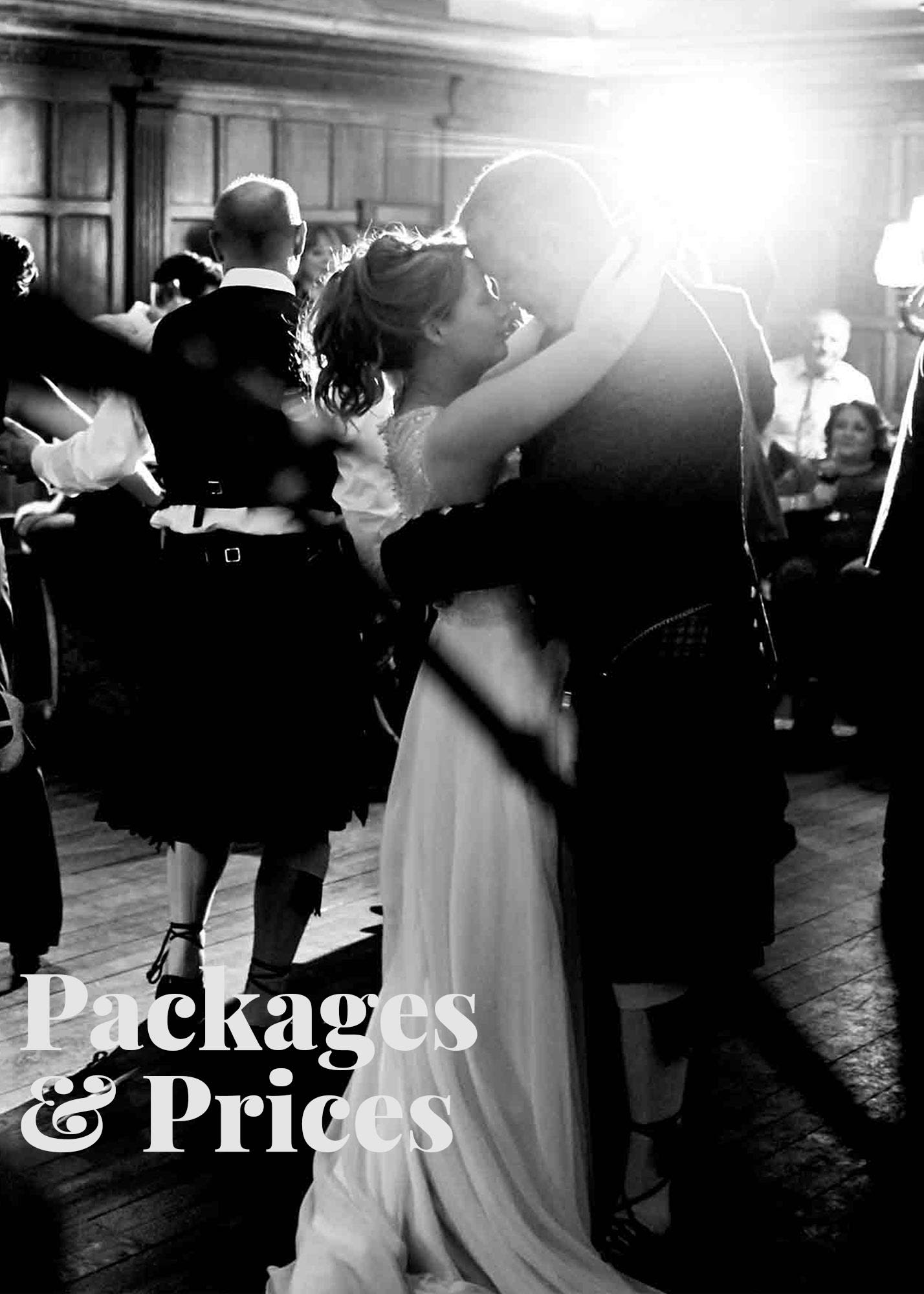 Wedding Photography Packages And Pricing