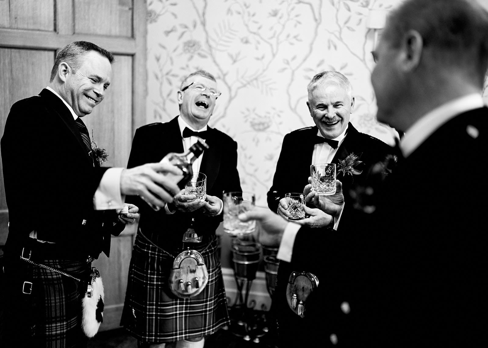 Wedding Photography // Waterford Castle // Ireland