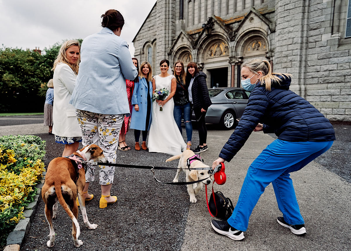 THE WESTBURY HOTEL WEDDING // DUBLIN // NICOLA & ANDY