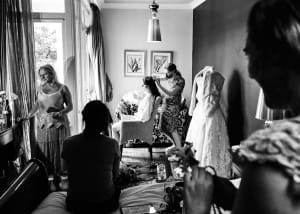 Award Winning Documentary Wedding Photographer Jamie Gillies / My Real Name Is James Wedding Photography Fini & Harley Fernhill House Cork 2020