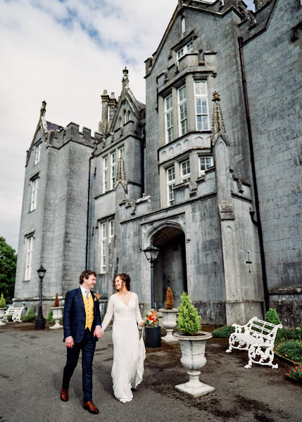 KINNITTY CASTLE HOTEL WEDDING