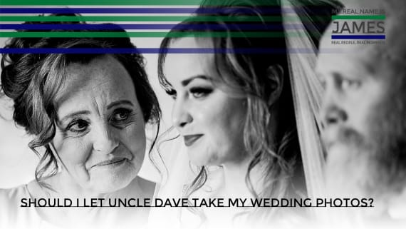The Danger Of Letting Uncle Dave Take Wedding Photos