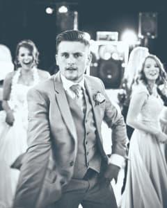 Wedding // Elham Village Hall // Kent // UK // Aaron & Jaimie //
