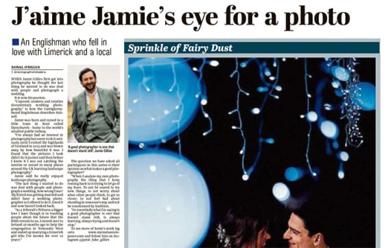 Best Wedding Photographer In Limerick?
