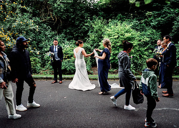 People - THE WESTBURY HOTEL WEDDING // DUBLIN // NICOLA & ANDY