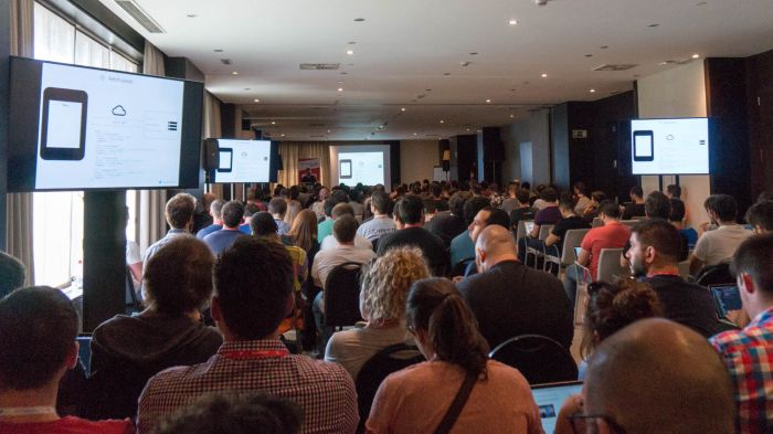 Overview of React Alicante