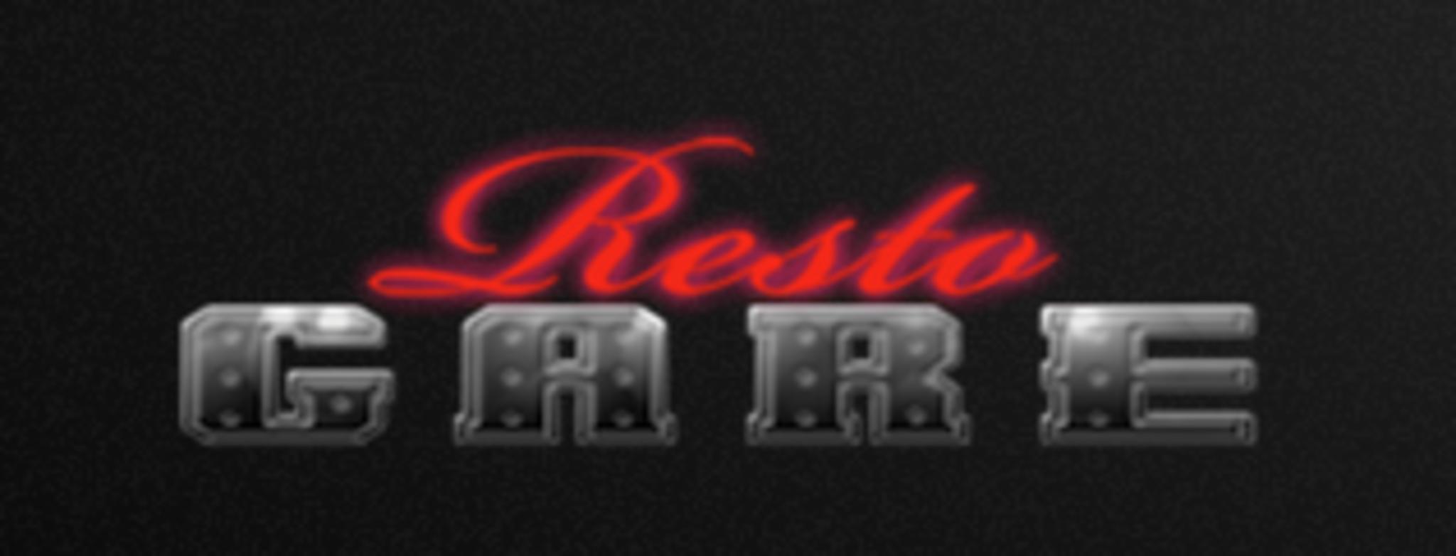 Resto Gare And Train Bar Bistro