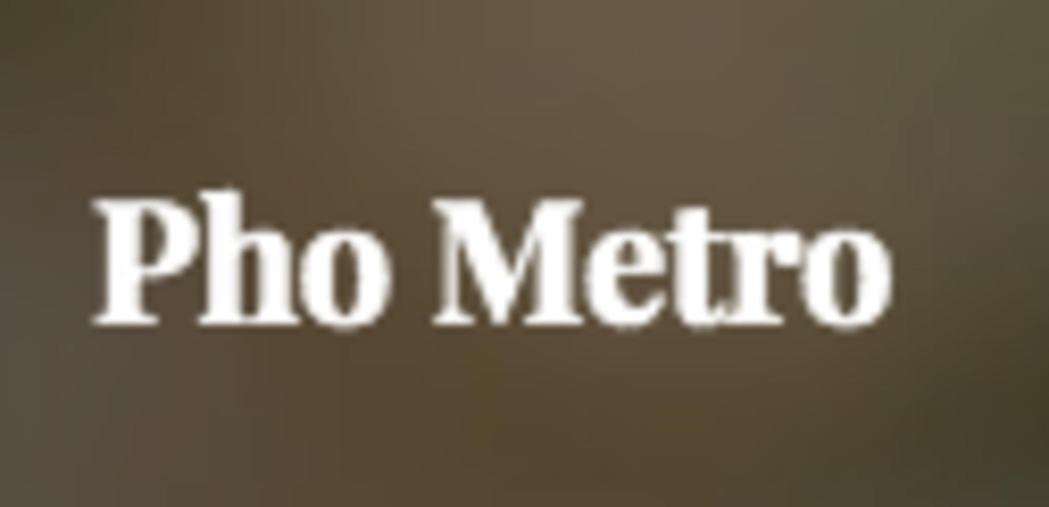 Pho Metro Vaughan