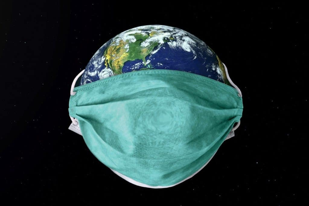 World Emergency Coronavirus Mask