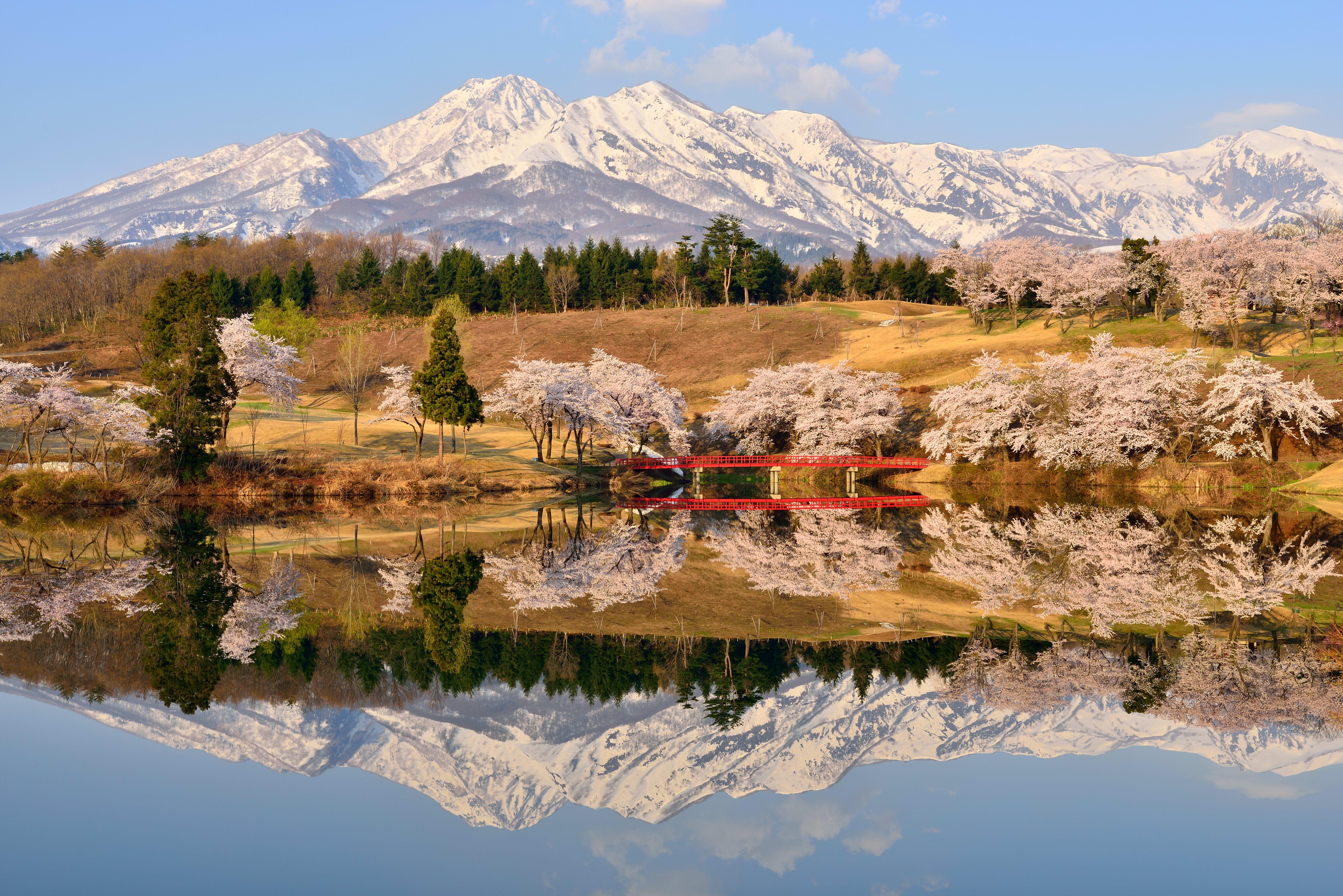 Lake Reisenji and Hokushin-Gogaku Drive