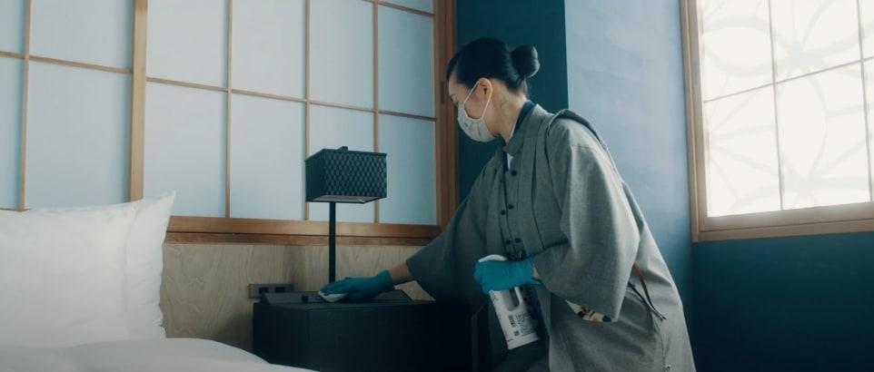 안전한 일본 여행