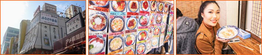 MINATOYA-SHOKUHIN Cơm hải sản & Takoyaki