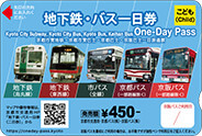Subway/Bus One-Day Pass