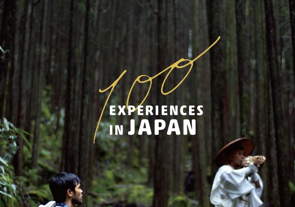 100 Experiences in Japan