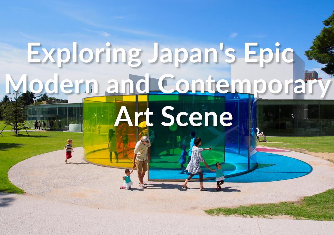 Japan's Art Scene