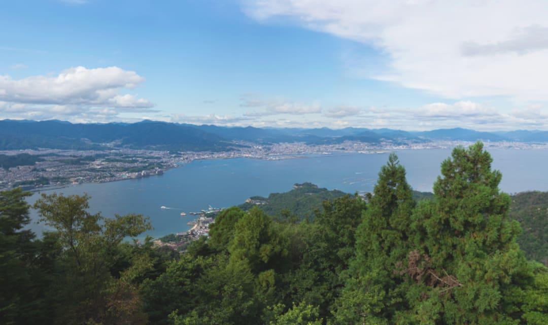 Miyajima and Itsukushima-jinja Shrine