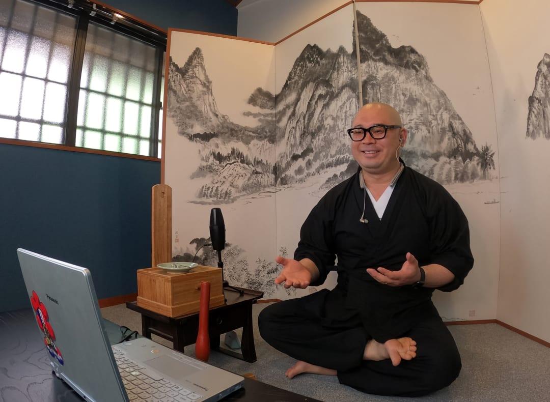 "Rev. Takafumi ""Zenryu"" Kawakami"